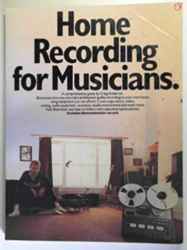 9780711902145: Home Recording for Musicians
