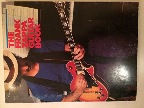 9780711902237: Frank Zappa Guitar Book