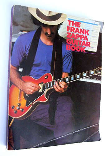Frank Zappa Guitar Book (0711902232) by Frank Zappa; Steve Vai