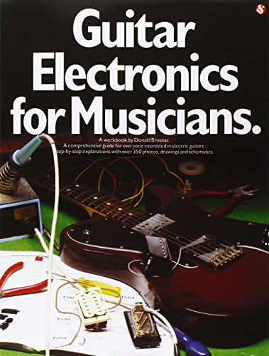 9780711902329: Guitar Electronics for Musicians (Guitar Reference)