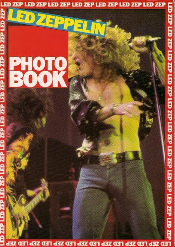 Led Zeppelin - Heavy Metal Photo Book: Hasebe, Koh (Hrsg.):