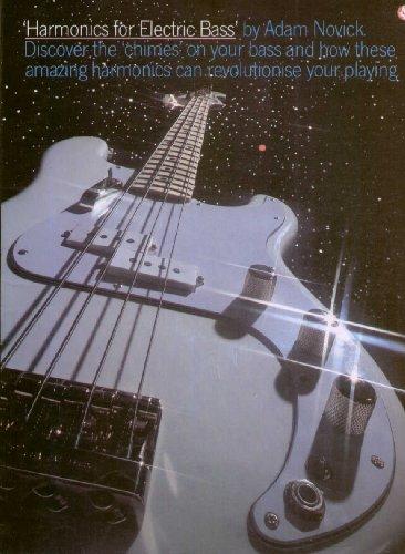 9780711903357: 'Harmonics for electric bass'