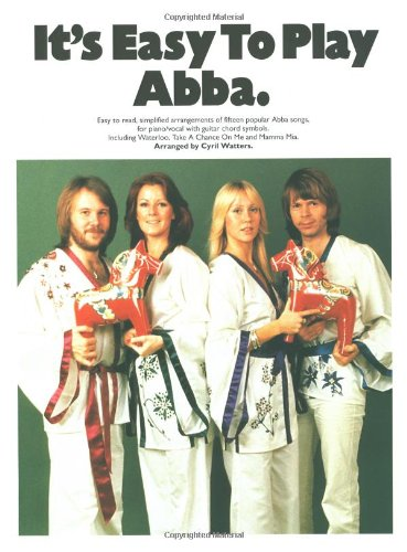 9780711903401: It's Easy to Play Abba