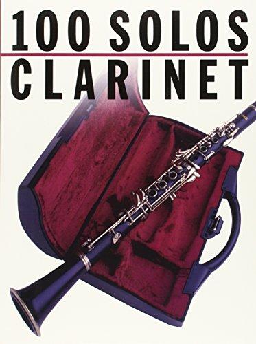 9780711903562: 100 Solos Clarinet (Music)