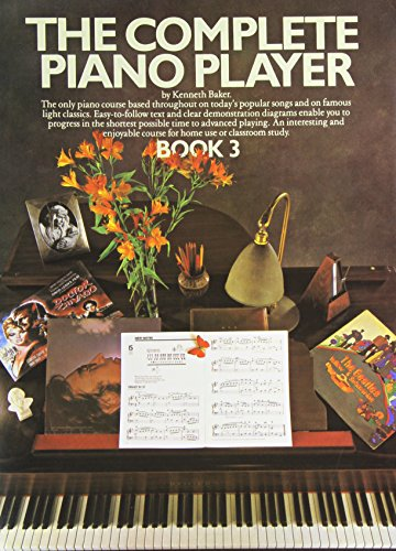 9780711904330: The Complete Piano Player: Book 3 (Bk.3)