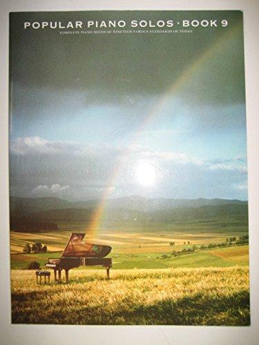 9780711905436: Popular piano solos-Book 9-Complete Solos-Music Book