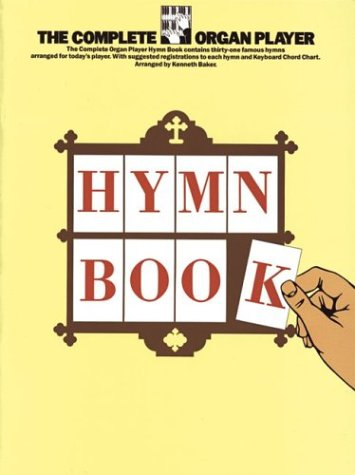 9780711905658: Complete Organ Player Hymn Book