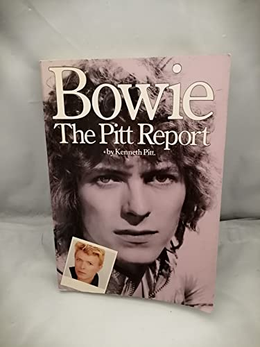 9780711906198: Bowie: The Pitt Report