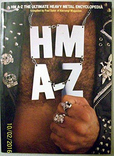 9780711906334: Heavy Metal A-Z
