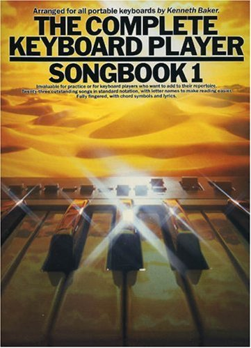9780711906396: Complete Keyboard Player Songbook 1 (Bk. 1)
