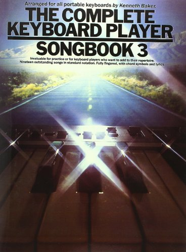 9780711906419: The Complete Keyboard Player: Songbook 3
