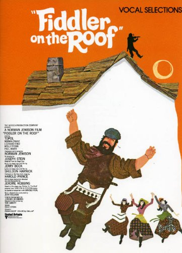 Fiddler on the Roof - Vocal Selections: Bock, Jerry (Music);