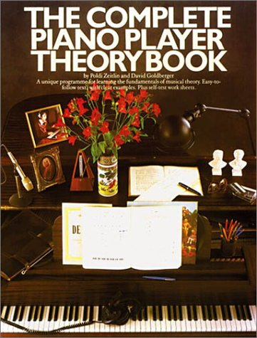 9780711906679: The Complete Piano Player: Theory (Complete Piano Player Series)