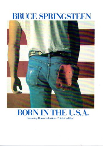 9780711907782: Bruce Springsteen Born In The USA Featuring Bonus Selection