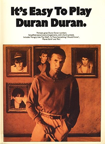 9780711908130: It's easy to play Duran Duran