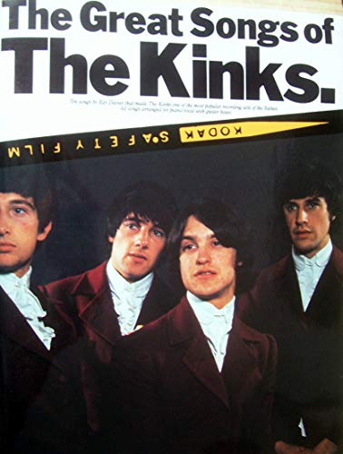 The Great Songs of the Kinks: Davies, Ray