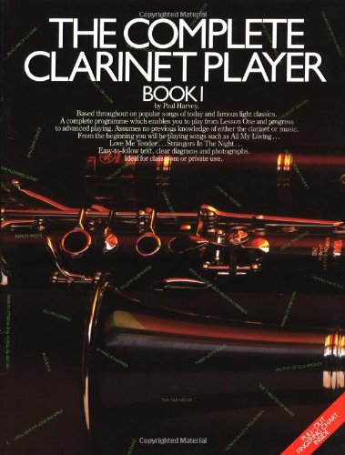 9780711908772: THE COMPLETE CLARINET PLAYER BOOK 1