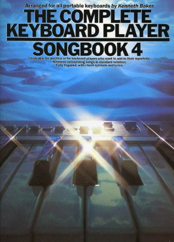 9780711908819: Complete Keyboard Player Songbook: 4