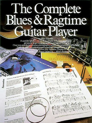 9780711909076: COMPLETE GUITAR PLAYER BLUES & RAGTIME (Guitar Books)