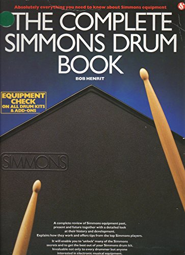 9780711909335: Complete Simmons Drum Book