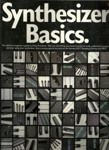 9780711910225: Synthesizer basics