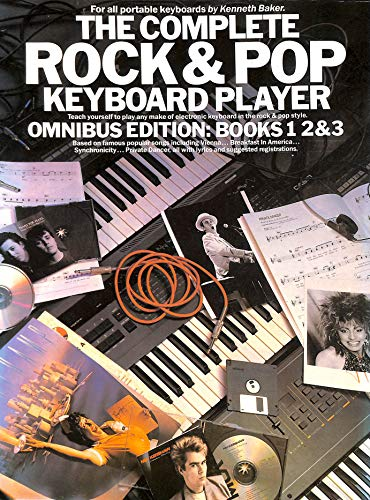 9780711910348: Complete Rock and Pop Keyboard Player