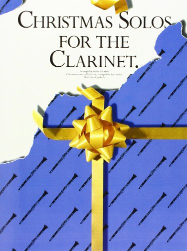 9780711910812: Christmas Solos for the Clarinet