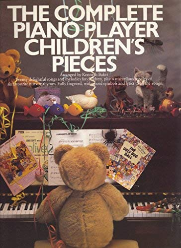 9780711911321: The Complete Piano Player: Children's Pieces