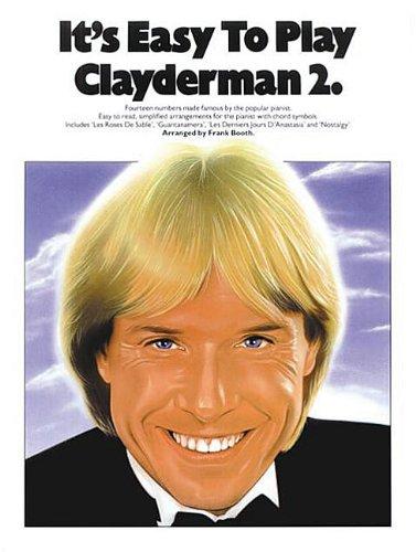 9780711911390: It's Easy to Play Richard Clayderman Book 2