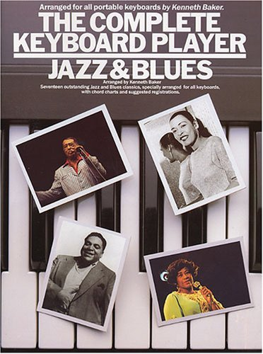 9780711911444: Complete Keyboard Player: Jazz and Blues