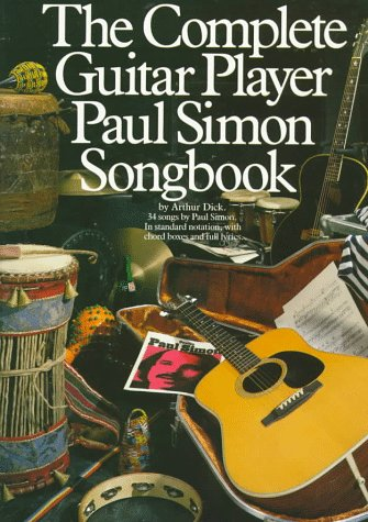 9780711911567: The Complete Guitar Player Paul Simon Songbook
