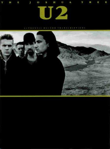 9780711913158: U2 -- The Joshua Tree: Authentic Record Transcriptions
