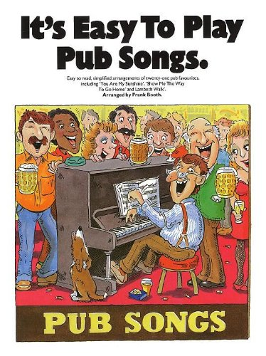 9780711913622: It's Easy to Play Pub Songs