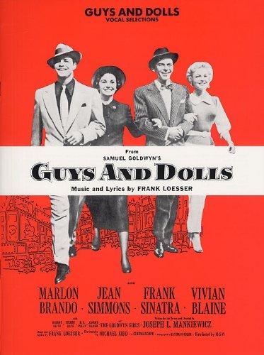 Frank Loesser: Guys And Dolls - Vocal: Loesser, Frank (Composer)