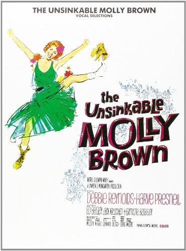 9780711914377: Meredith Willson: The Unsinkable Molly Brown - Vocal Selections