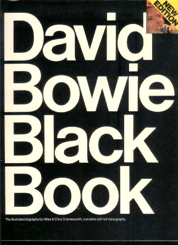9780711914384: David Bowie Black Book: The Illustrated Biography