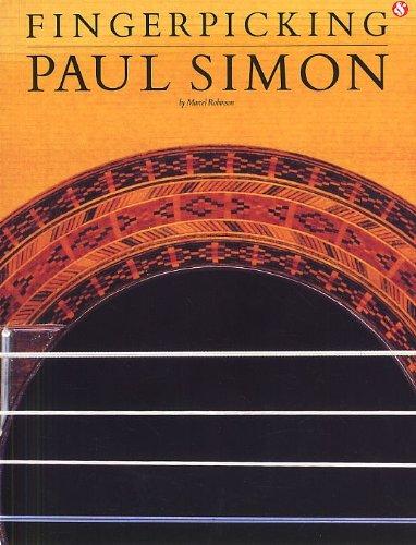 9780711914452: Fingerpicking: Paul Simon