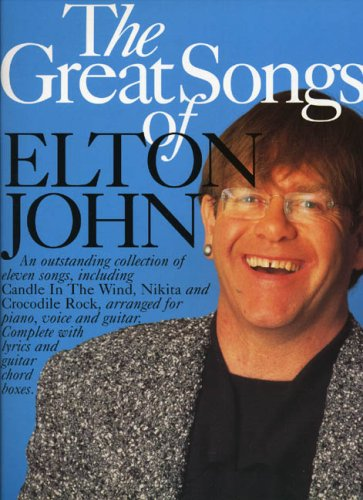 9780711914780: The Great Songs of Elton John