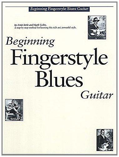 9780711915091: Beginning Fingerstyle Blues Guitar