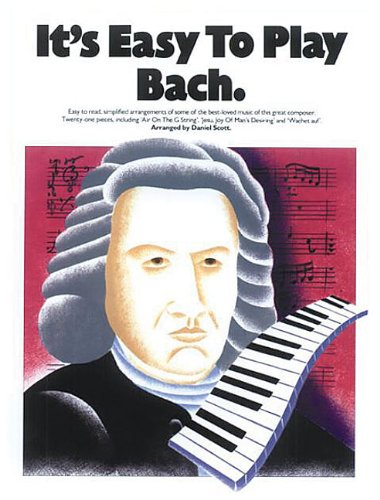 9780711915206: It's Easy to Play Bach