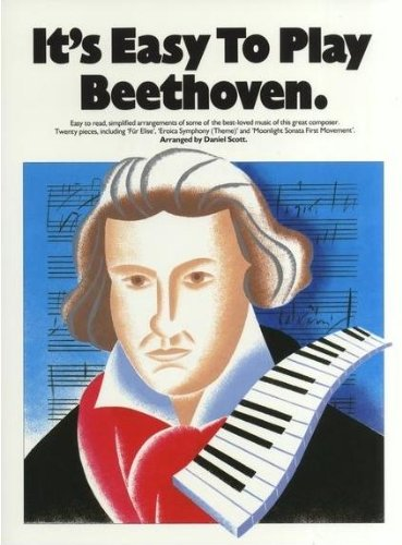 9780711915213: It's Easy to Play Beethoven