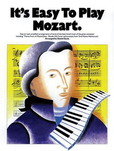 9780711915237: It's Easy to Play Mozart