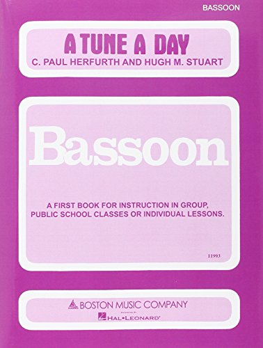 9780711915534: A Tune a Day for Bassoon: Book 1