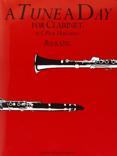 9780711915565: A Tune a Day for Clarinet Book One