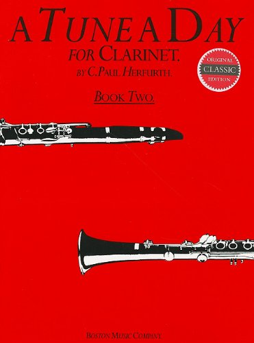 9780711915572: TUNE A DAY CLARINET BK. 2 (Book 2)