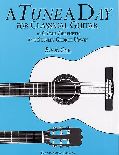 9780711915602: A Tune A Day For Classical Guitar Book 1
