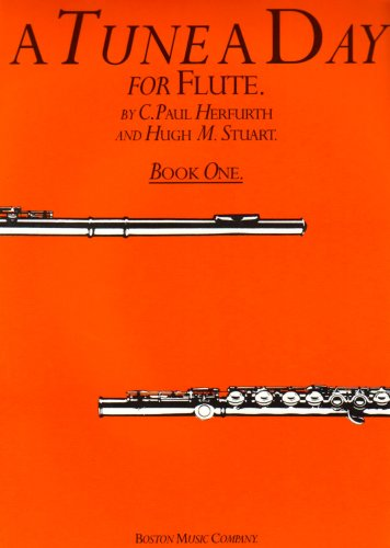 9780711915664: TUNE A DAY FLUTE BK 1 HERFURTH/STUART (A Tune a Day)