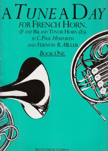 9780711915695: A Tune A Day For French Horn Book One
