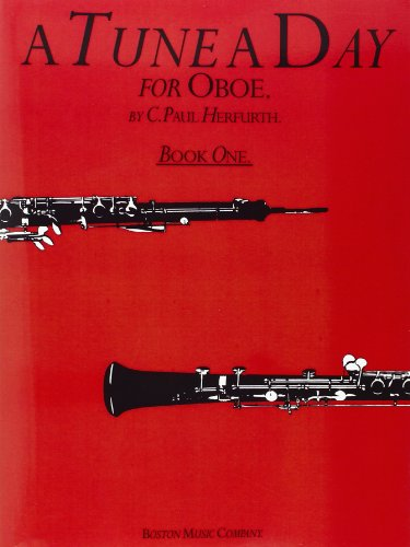 9780711915749: Tune a Day for Oboe Book One