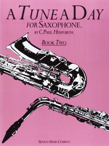9780711915763: A Tune a Day for Saxophone: Book Two
